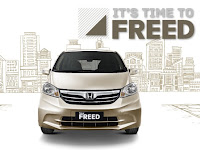 Info Harga dan Spesifikasi Honda Freed