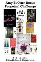Amy Einhorn Books Perpetual Challenge