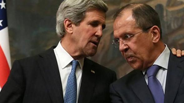 Συρία: Επικοινωνία Λαβρόφ - Κέρι