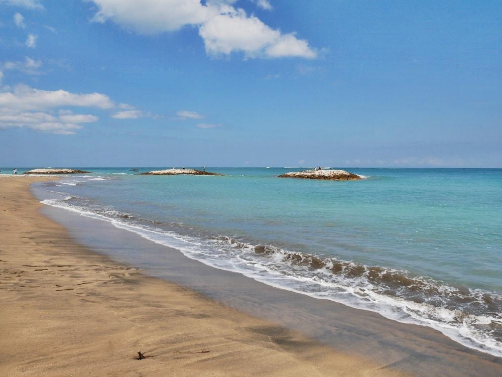 CHECK-IN AT THE ANVAYA BEACH RESORT KUTA - SOUTH KUTA BEACH