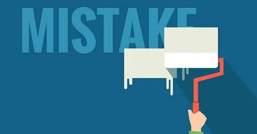 3 marketing mistake you must avoid