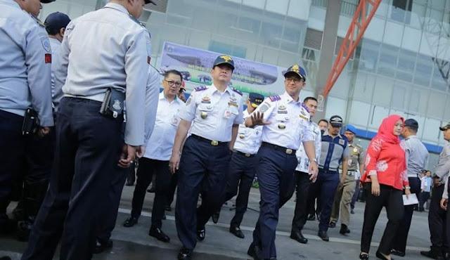 Gubernur Anies: Jangan Tutup Orang Adu Nasib di Jakarta