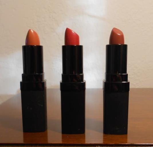 Demure Mineral Cosmetics Lipsticks