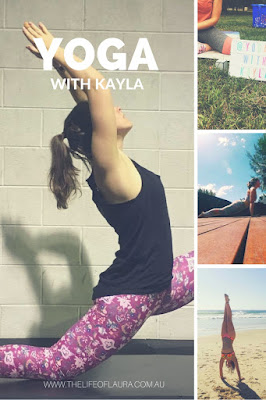 Yoga With Kayla, Pinterest