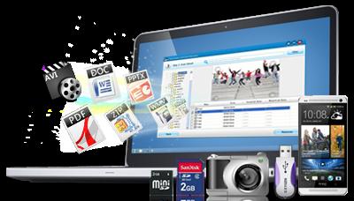 7thShare Card Data Recovery Recupera Datos Celulares, Tarjetas SD