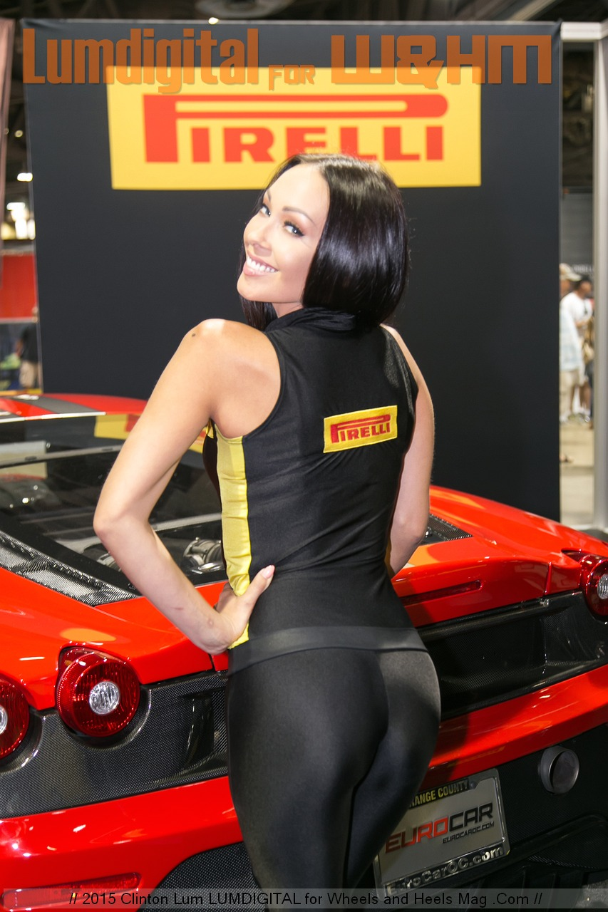 Grand Prix Tires >> W&HM Cover Models Representing Top Brands At 2015 Toyota ...