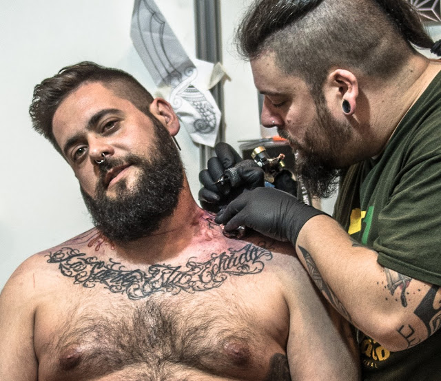 Tattoo Convention Zaragoza 2018