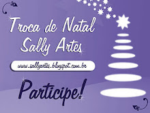 "Troquinha de natal no Blog "" Sally Artes"""