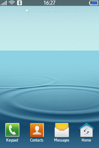 Jelly Bean Wallpaper For Iphone Bada Theme Market Default Galaxy S3 Wave M Amp Y