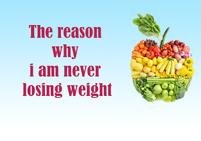 Why You are not Losing Weight