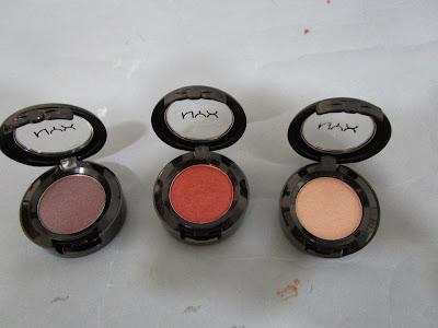 Imagen Sombras Nyx Cosmetics