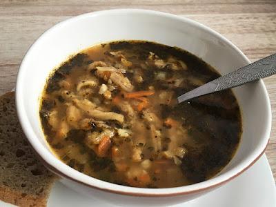 Zupa flaczki