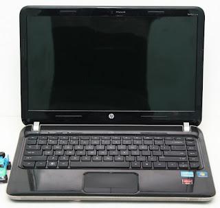 Laptop Gaming HP DV4-3129TX Bekas