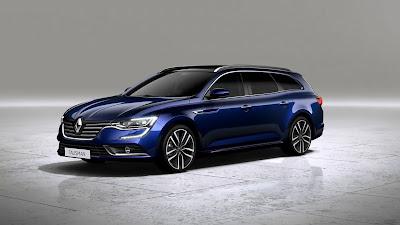 Renault Talisman, noticias de coches