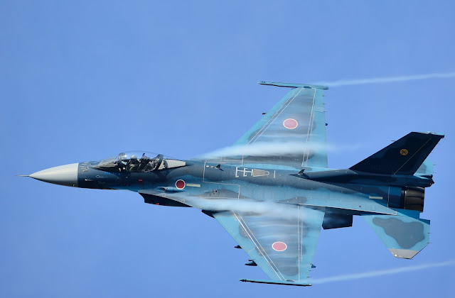 Mitsubishi F-2 of Japan Air Force