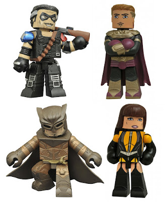 Watchmen Vinimates Vinyl Figures by Diamond Select Toys