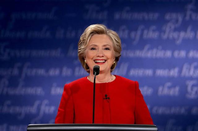 Porque Hillary Clinton ganhou o debate
