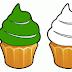 veja que legal ...!...  !...design cupcakes...: cores - códigos - colorcombos