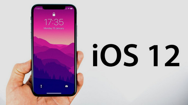 Download the new version of iOS 12 on your iPhone or iPad