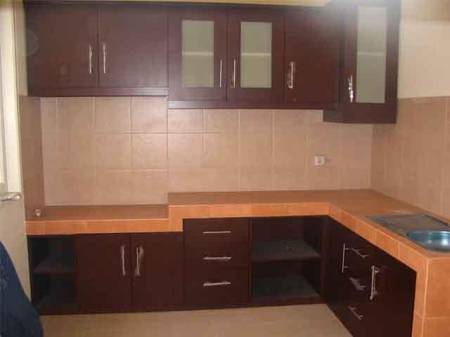 contoh dapur rumah type 36/60