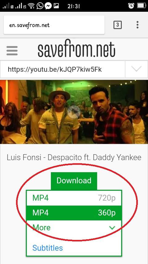 Cara Download Video Youtube Pake HP Android Dan Langsung