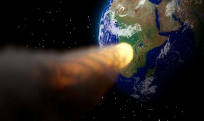 An asteroid, كويكب, كويكب صغير, كوكب الارض, تصادم, عاجل, اخبار عاجلة