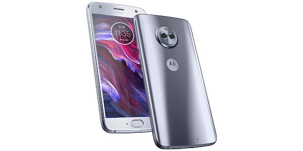 Motorola Moto X4 (silver)
