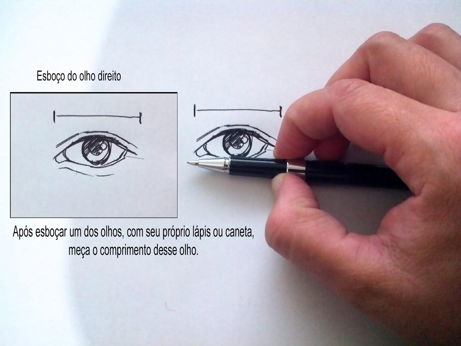 d499f50d073b9 Desenhe Tudo  Cabeça e Face