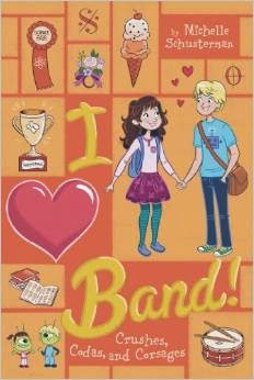 I Heart Band #4: Crushes, Codas and Corsages cover