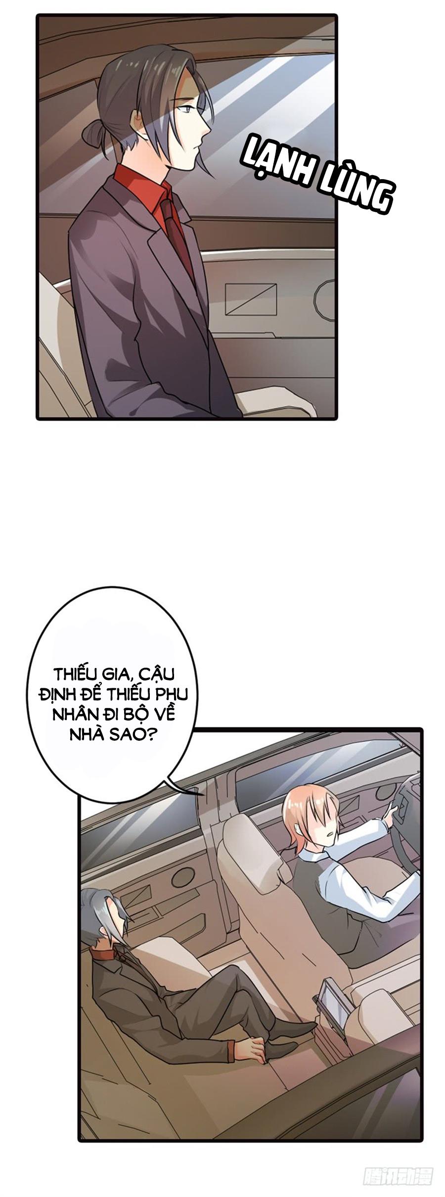 Ẩn Hôn Tân Nương - Chap 8
