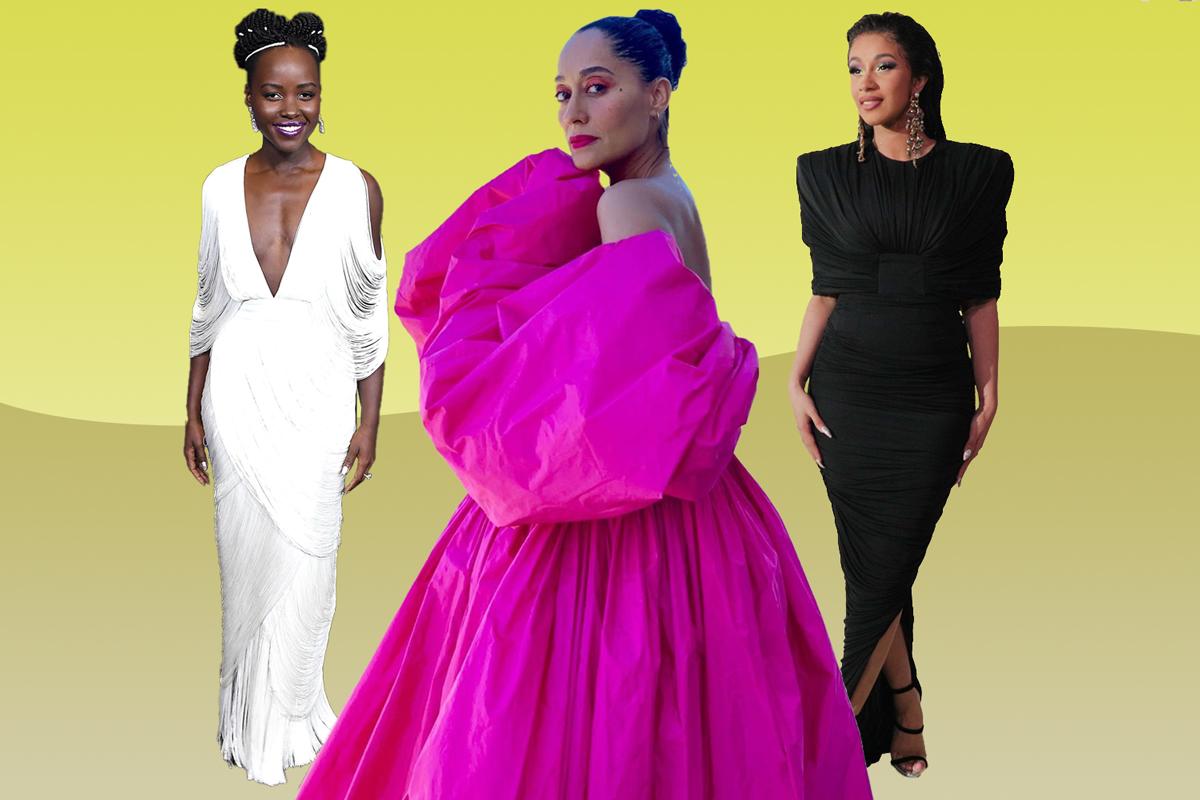 Lupita Nyongo Tracee Ellis Ross Cardi B Fashion