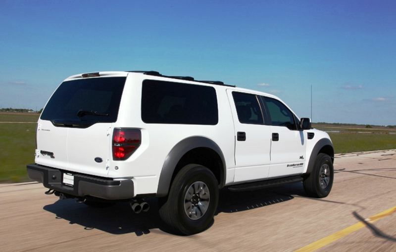 New Ford Excursion Sel Performance