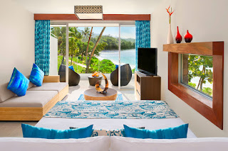 AVANI Seychelles Barbarons Resort ocean view suite, Mahe Island