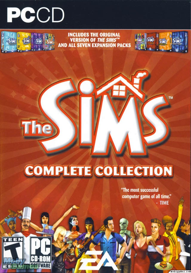 The_Sims_Complete_Collection