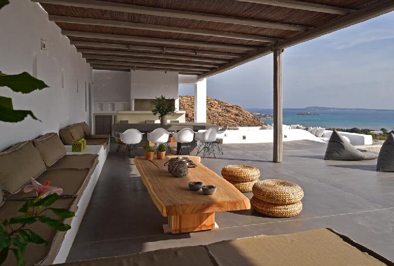 outdoor stile mediterraneo