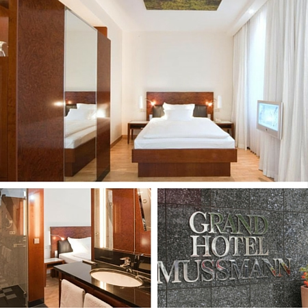 Hotel in Hannover | Happy in Red