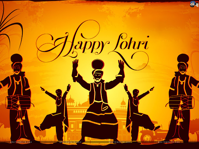 happy lohri 2017