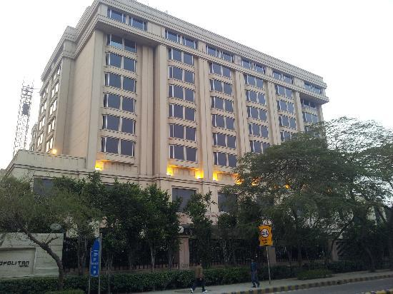 The Metropolitan Hotel and Spa New Delhi is a wonderful property to reside at capital city.