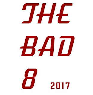 2017 The Bad 8 logo