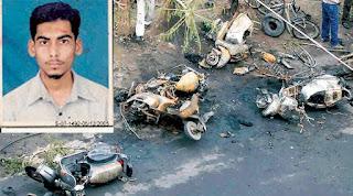 2008 Ahmedabad serial blast criminal