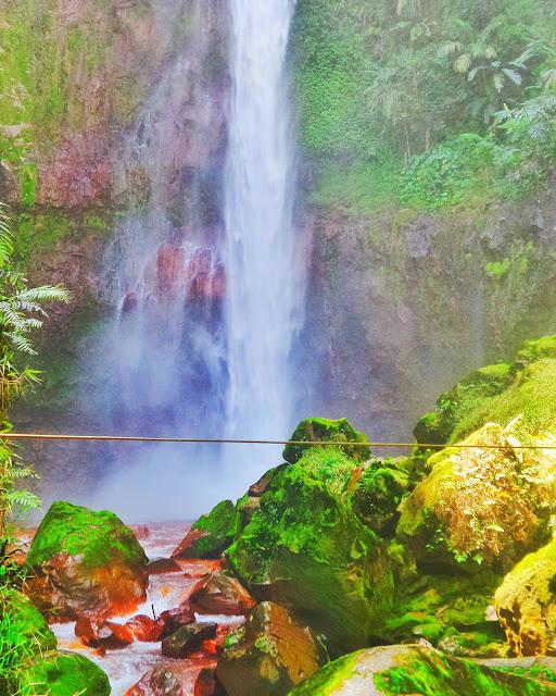 Curug Seribu - Tempat Wisata Air Terjun di Bogor