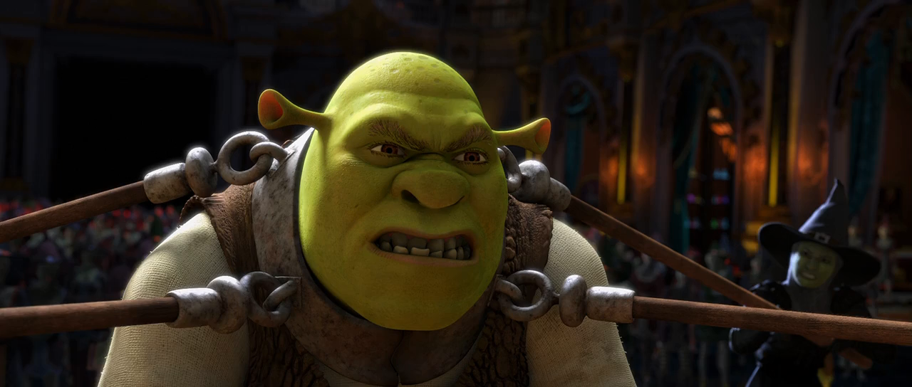 Shrek Para Siempre (2010) BRRip 720p Latino – Ingles captura 2