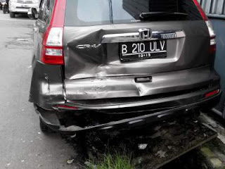 asuransi mobil lecet dan penyok