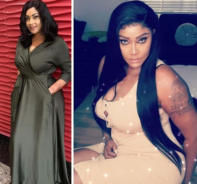Nollywood Actress, Angela Okorie talk on celebrities fake lifestyles