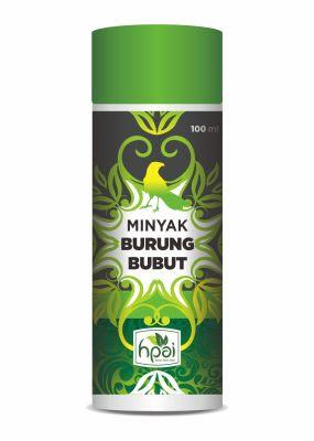 MINYAK BURUNG BUBUT - Minyak But But