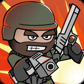 تحميل لعبة Doodle Army 2 : Mini Militia للاندرويد مجانا