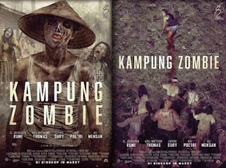 Film Horror Indonesia Kampung Zombie 2015
