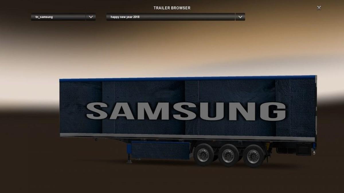 Standalone Samsung Trailer