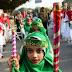 Muslim Pakistan Peringati Nabi Muhammad SAW Selama Sepekan