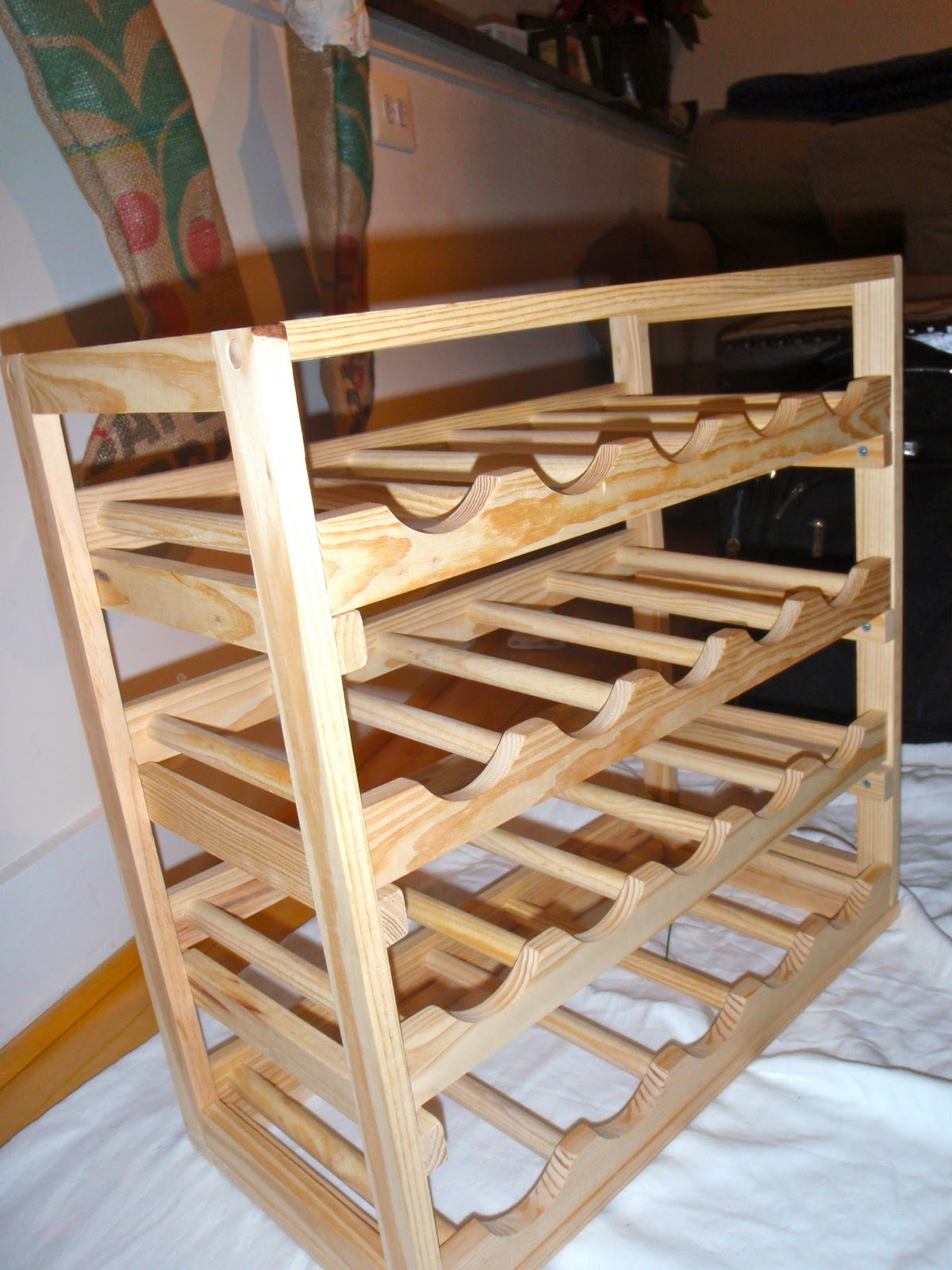 Best Woodworking Plans And Guide Diy Wooden Wine Rack